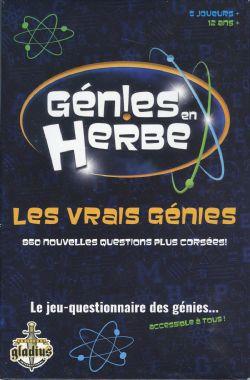 GÉNIES EN HERBE 2 -  (FRANÇAIS)