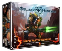 GALAXY HUNTER -  NEW WAYS TO HUNT EXPANSION (ANGLAIS)