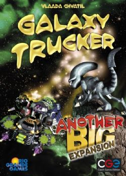 GALAXY TRUCKER -  ANOTHER BIG EXPANSION (ENGLISH)