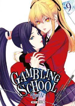 GAMBLING SCHOOL -  (V.F.) -  TWIN 09