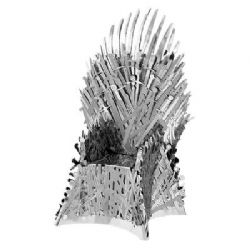 GAME OF THRONES -  IRON THRONE - 2 FEUILLES