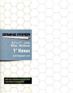 GAMING PAPER ADVENTURE MAPS -  1