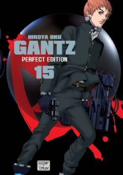 GANTZ -  PERFECT EDITION 15