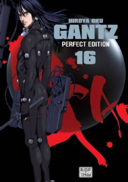 GANTZ -  PERFECT EDITION 16