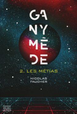 GANYMÈDE -  LES MÉTIAS