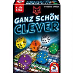 GANZ SCHÖN CLEVER (ANGLAIS)
