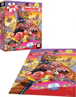 GARBAGE PAIL KIDS -  THRILLS AND CHILLS (1000 PIÈCES)