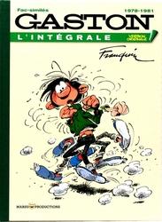 GASTON LAGAFFE -  INTÉGRALE -14- 1978-1981