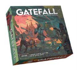 GATEFALL -  CHAPTER ONE : FANTASY VS POST-APOCALYPTIC (ANGLAIS)