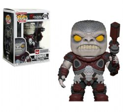 GEARS OF WAR -  FIGURINE POP! EN VINYLE DE BOOMER (10 CM) 478