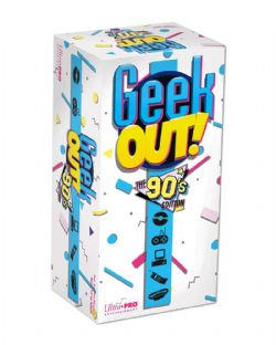 GEEK OUT -  THE 90S EDITION (ANGLAIS)