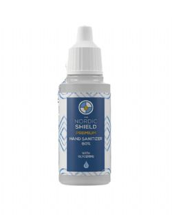 GEL HYDROALCOOLIQUE -  THE NORDIC SHIELD (18 ML)