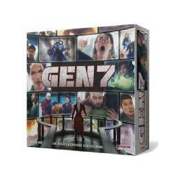 GEN7 : À LA CROISÉE DES CHEMINS -  JEU DE BASE (FRANÇAIS)