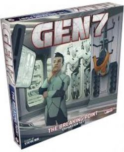GEN7 : A CROSSROADS GAME -  THE BREAKING POINT - EXPANSION SET (ANGLAIS)