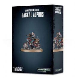 GENESTEALER CULTS -  JACKAL ALPHUS