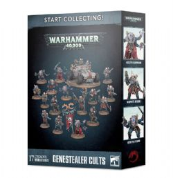 GENESTEALER CULTS -  START COLLECTING!