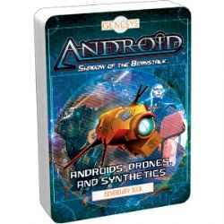 GENESYS -  ANDROIDS, DRONES AND SYNTHETICS (ANGLAIS) -  ANDROID