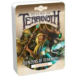 GENESYS : REALMS OF TERRINOTH -  DENIZENS OF TERRINOTH (ANGLAIS)