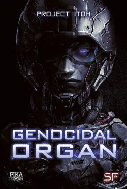 GENOCIDAL ORGAN -  -ROMAN- (V.F.)