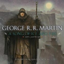 GEORGE R.R. MARTIN -  CALENDRIER 2019 A SONG ICE & FIRE