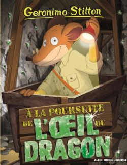 GERONIMO STILTON -  A LA POURSUITE DE L'OEIL DU DRAGON 93