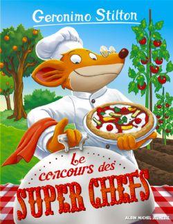 GERONIMO STILTON -  LE CONCOURS DES SUPER CHEFS 92