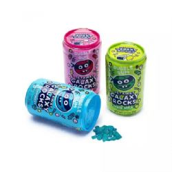 GETAWAY GALAXY ROCKS -  GREEN APPLE, STRAWBERRY, BLUE RASPBERRY