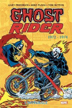 GHOST RIDER -  INTÉGRALE 1972-1974