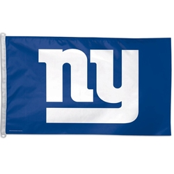 GIANTS DE NEW YORK -  DRAPEAU HORIZONTAL 3' X 5'