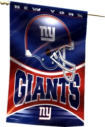 GIANTS DE NEW YORK -  DRAPEAU VERTICAL 27