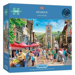 GIBSONS -  KESWICK (1000 PIÈCES)