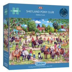 GIBSONS -  SHETLAND PONY CLUB (1000 PIÈCES)