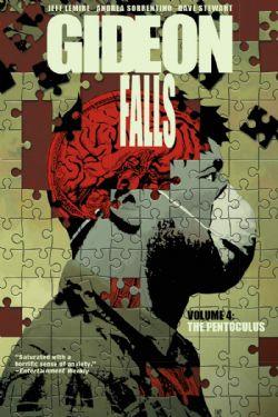 GIDEON FALLS -  THE PENTOCULUS TP 04