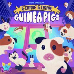 GIMME GIMME GUINEA PIGS (ANGLAIS)