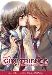 GIRL FRIENDS -  THE COMPLETE COLLECTION 2 (OMNIBUS)