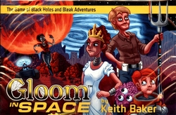 GLOOM -  GLOOM IN SPACE (ANGLAIS)
