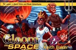 GLOOM -  GLOOM IN SPACE (ENGLISH)