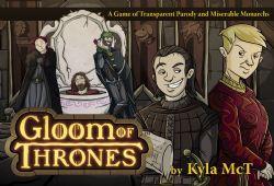 GLOOM OF THRONES (ANGLAIS)