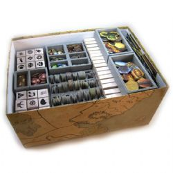 GLOOMHAVEN -  INSERTION   -  FOLDED SPACE