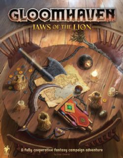 GLOOMHAVEN -  JAWS OF THE LION (ANGLAIS)