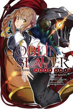 GOBLIN SLAYER -  -ROMAN- (V.A.) -  GOBLIN SLAYER SIDE STORY: YEAR ONE 02