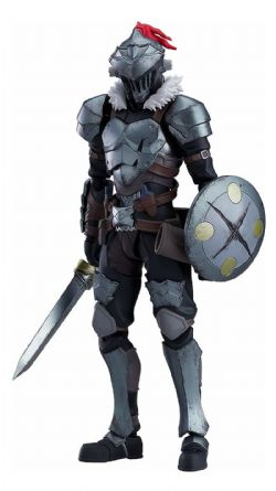 GOBLIN SLAYER -  FIGURINE ARTICULÉE DU GOBLIN SLAYER (14.5 CM) 424