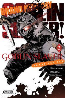 GOBLIN SLAYER -  (V.A.) -  BRAND NEW DAY 02