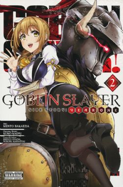 GOBLIN SLAYER -  (V.A.) -  GOBLIN SLAYER SIDE STORY: YEAR ONE 02