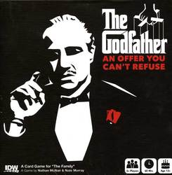 GODFATHER -  THE GODFATHER MAFIA GAME (ENGLISH)