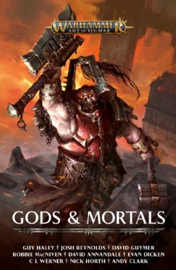GODS & MORTALS (COUVERTURE SOUPLE) (ANGLAIS)