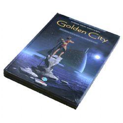 GOLDEN CITY -  BD USAGÉS, 3 TOMES (TOME 01, 03 ET 06)
