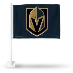 GOLDEN KNIGHTS DE VEGAS -  DRAPEAU DE VOITURE