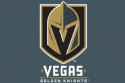 GOLDEN KNIGHTS DE VEGAS -  DRAPEAU HORIZONTAL 3' X 5'