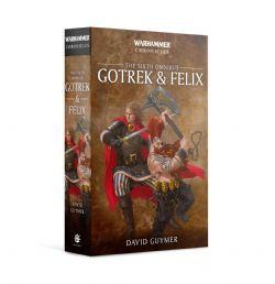 GOTREK & FELIX : THE SIXTH OMNIBUS (ANGLAIS) -  WARHAMMER CHRONICLES